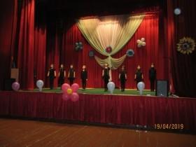 Отчетный концерт «Весеннее настроение»