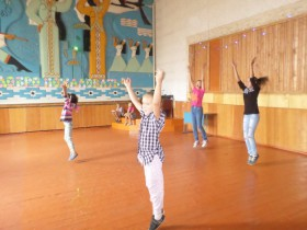 6 августа на детской игровой площадке «10 дней вокруг света» «День талантов»