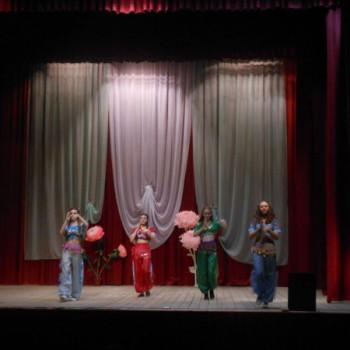 20 апреля состоялся отчетный концерт Баженовского СДК